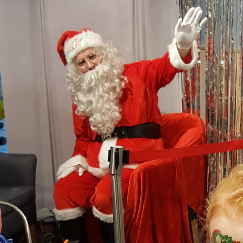 Party Character Santa Main