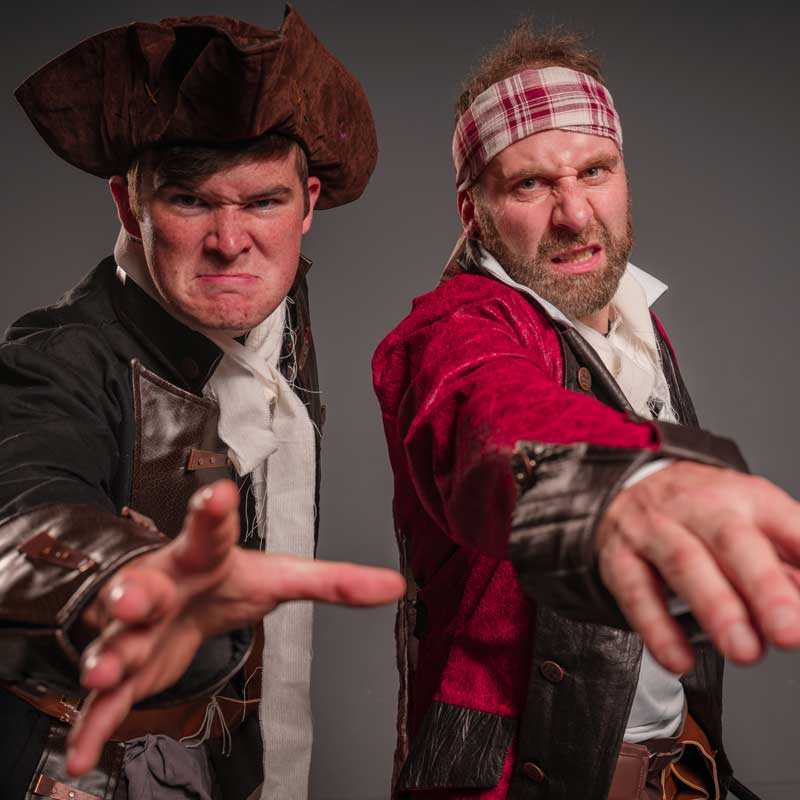 Pirate Actors