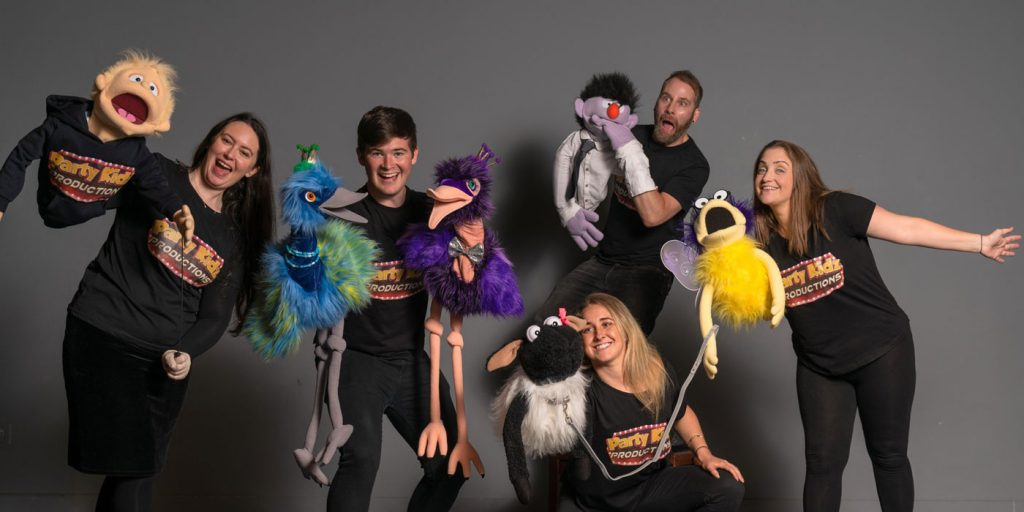 Live Puppet Show Header