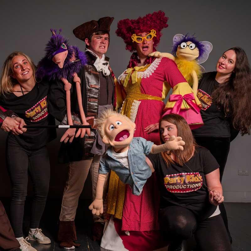 Live Puppet Show Main